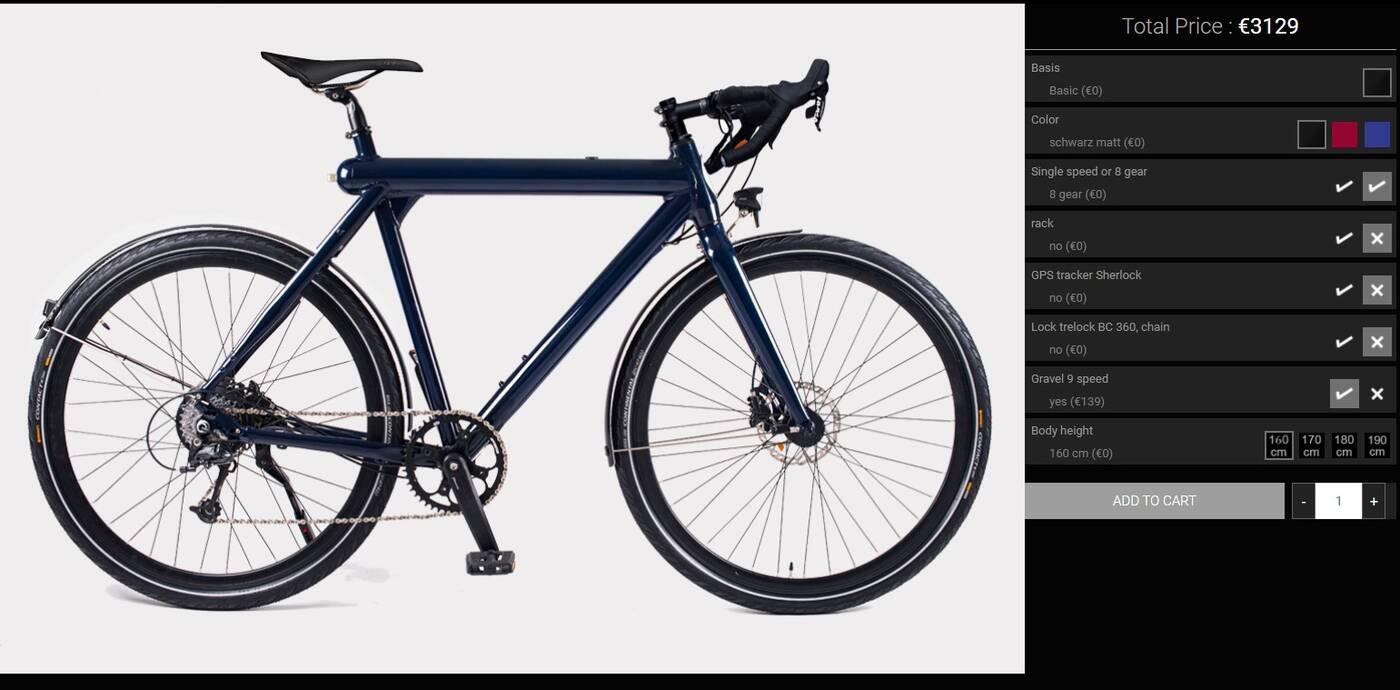 Elektryczny rower Rocket od Leaos zabierze Was w miasto i w teren