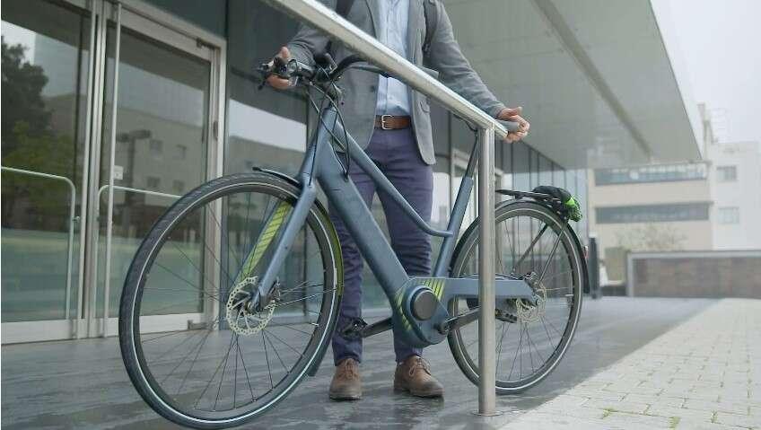 Elektryczny rower z hydraulicznym napędem, rower Oyo, rower z hydraulicznym napędem,