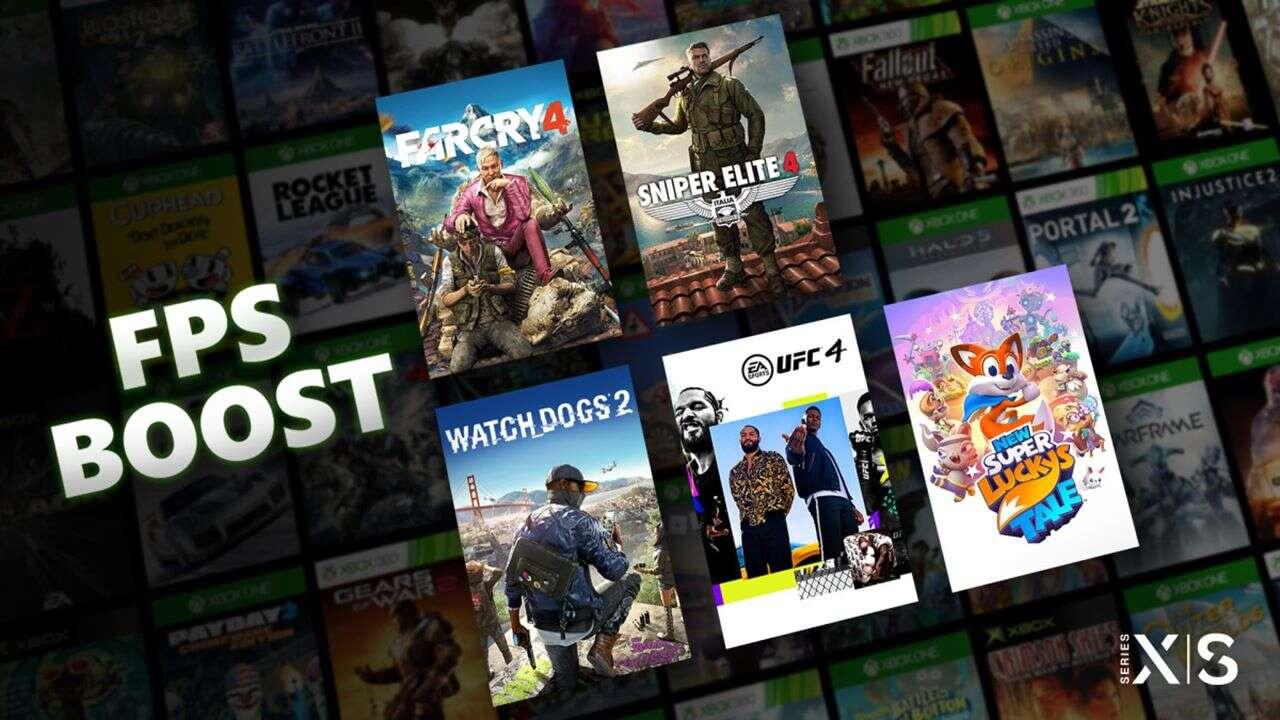 FPS Boost, czyli wyższa płynność na nowych konsolach Xbox