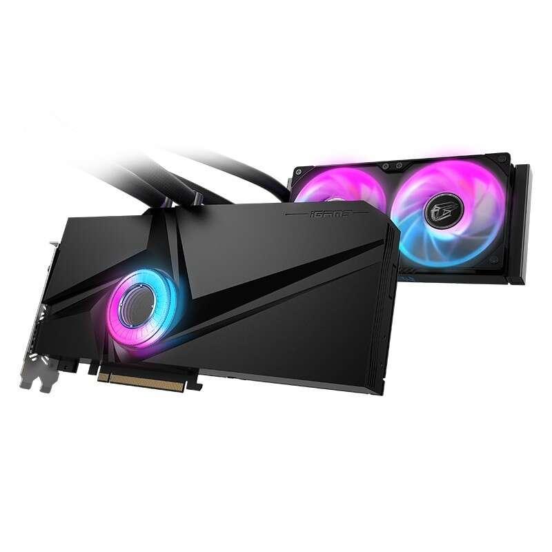 GeForce RTX 3070 Neptune, zwodowana karta od Colorful, GeForce RTX 3070 Neptune, zwodowany RTX 3070 Colorful,