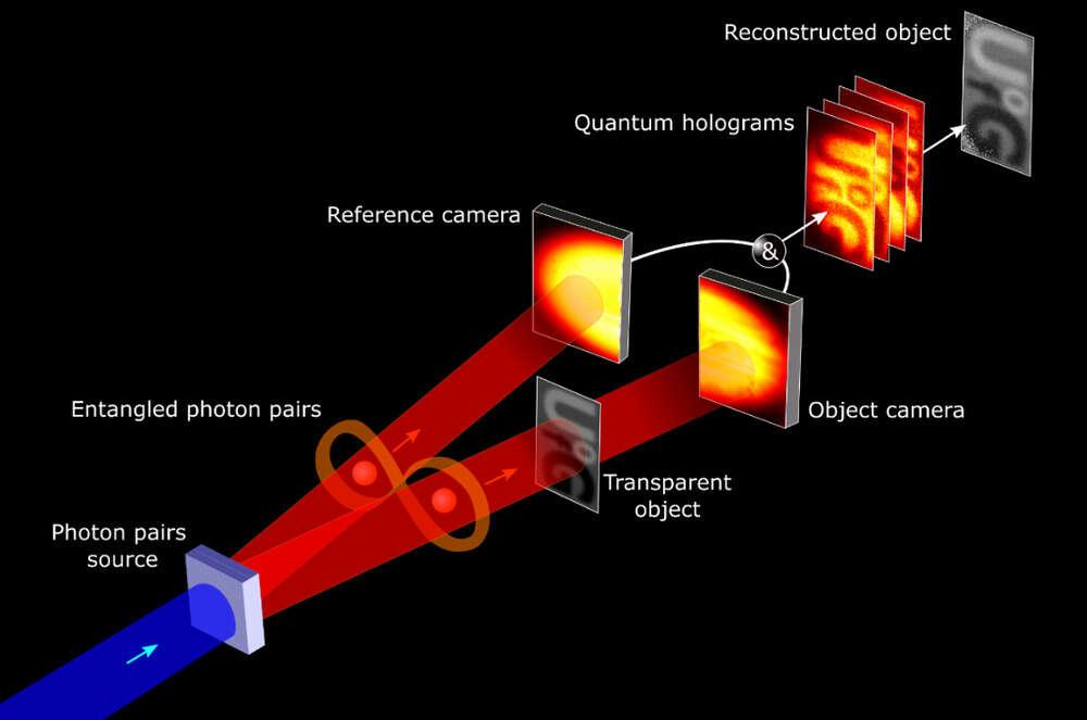 Kwantowe hologramy mogą w przyszłości odtwarzać nasze ciała. Jak to wykorzystamy?