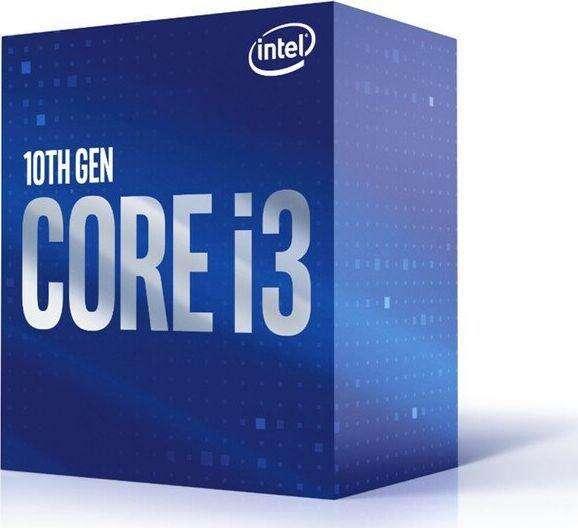 Intel Comet Lake-Refresh