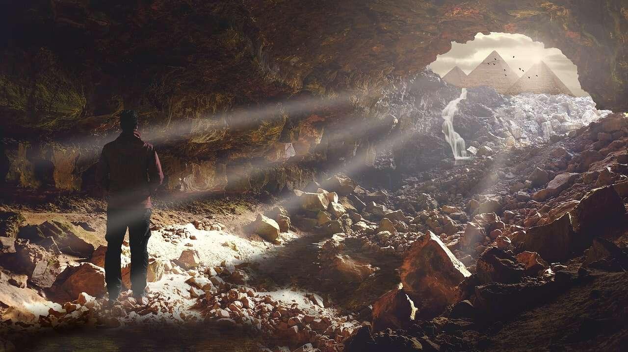 Historia ludzkości ukryta w jaskiniach