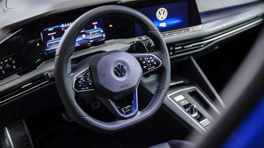 mocniejszy Volkswagen Golf R, Volkswagen Golf R Plus, Golf R Plus