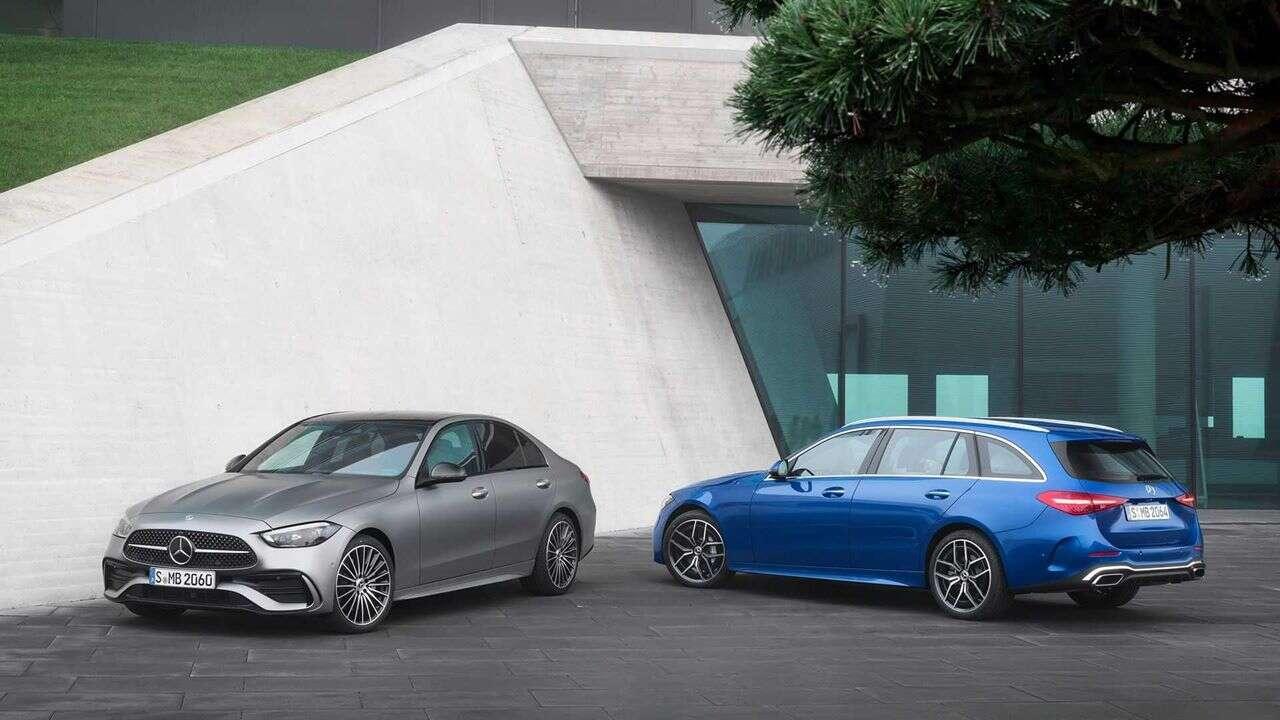 Klasa C Mercedesa nowej generacji