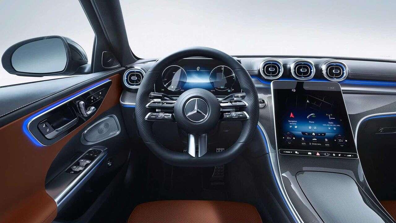 Klasa C Mercedesa nowej generacji rozczarowuje silnikami