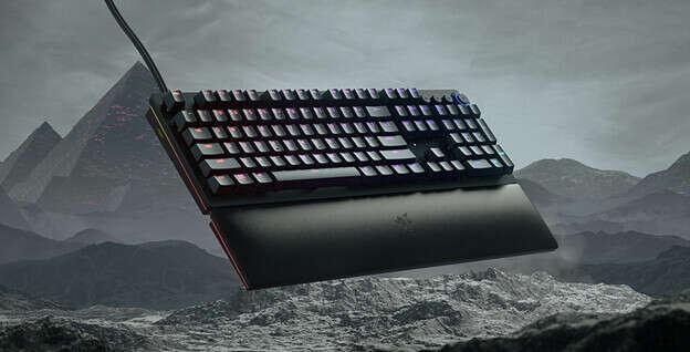 Nowa klawiatura Razer Huntsman V2 wykrywa nacisk niczym kontroler