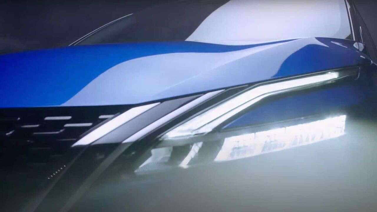 Kolejny zwiastun nowego Nissana Qashqai, nowego Nissana Qashqai