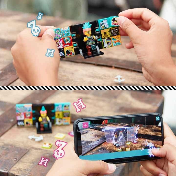 Premiera LEGO VIDIYO - układaj klocki, kręć teledyski i poznawaj muzykę!