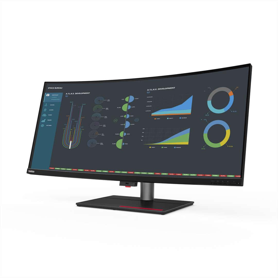 monitor Lenovo ThinkVision P40w