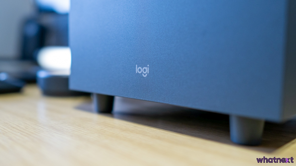 Logitech Z407 test recenzja