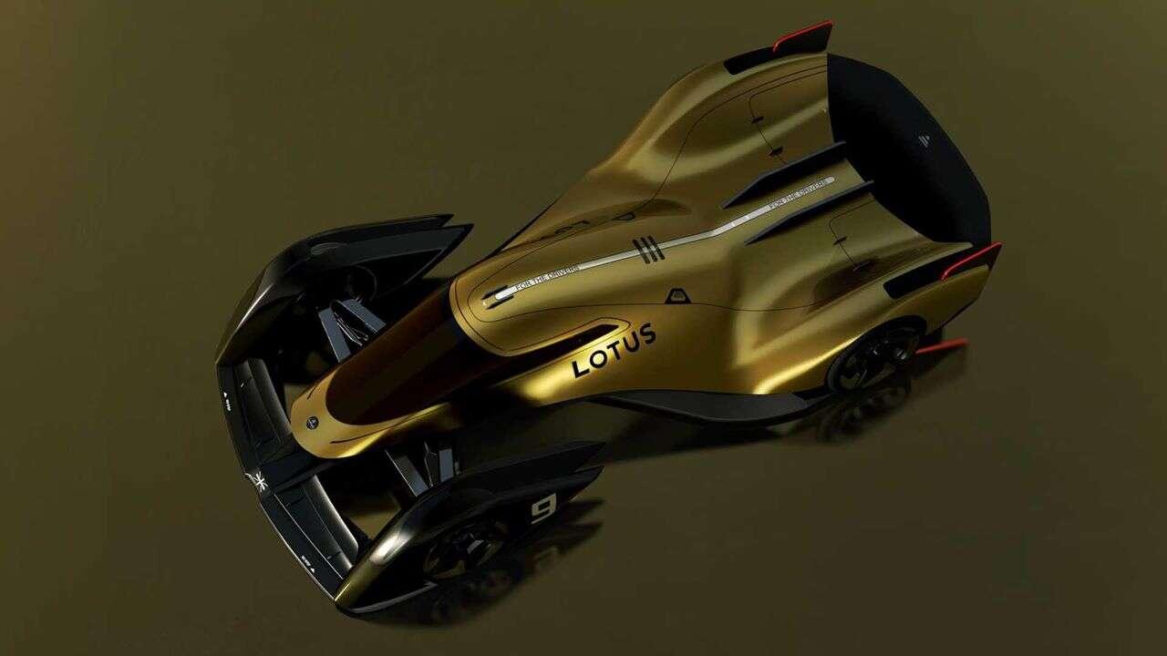 Lotus E-R9, czyli przyszłość elektrycznych bolidów wyścigowych