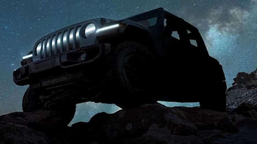Mamy zwiastun elektrycznego Jeepa Wranglera. Kiedy zadebiutuje?