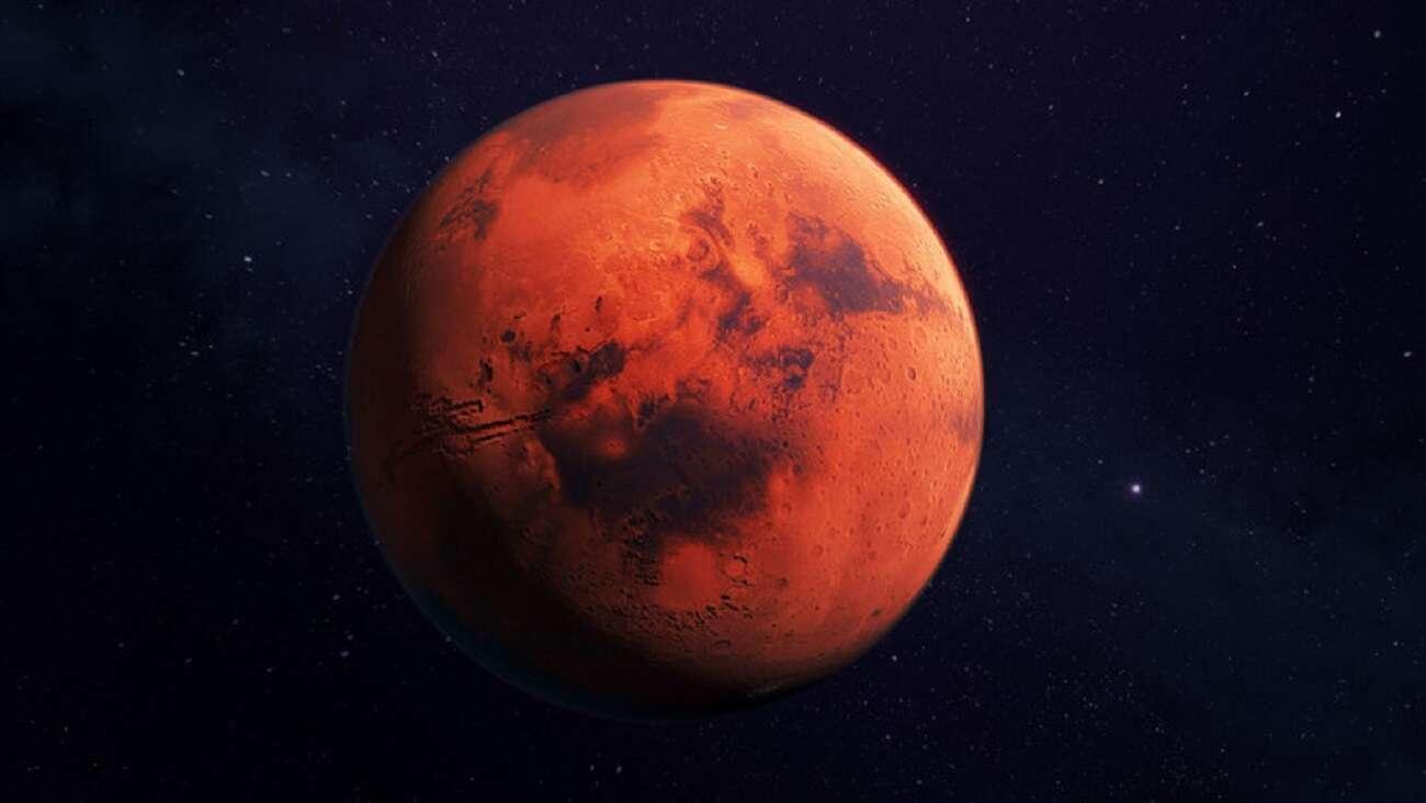 Para wodna na Marsie sugeruje, że mogło tam istnieć życie