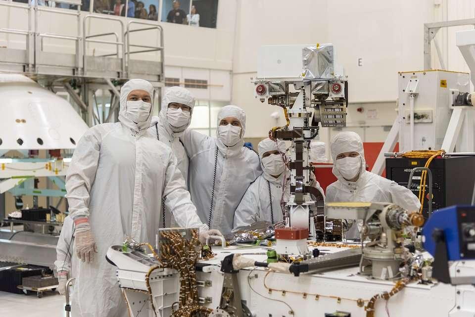 Łazik Perseverance: z misją na Marsa. Jak planowano jedną z najważniejszych misji kosmicznych XXI wieku?