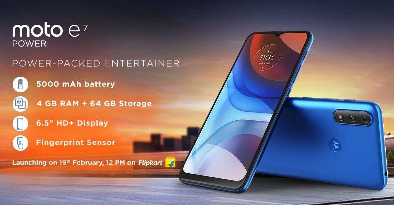Wiemy, kiedy zadebiutuje Motorola Moto E7 Power