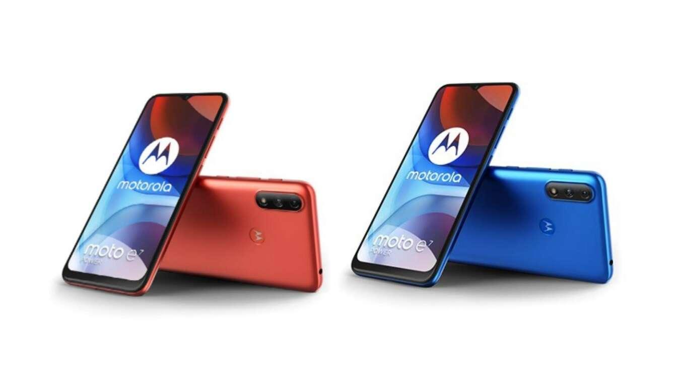 Motorola Moto E7 Power z oficjalną premierą – znamy cenę i specyfikację