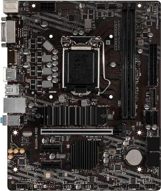 Jaką płytę kupić pod procesor Intel 10. generacji?
