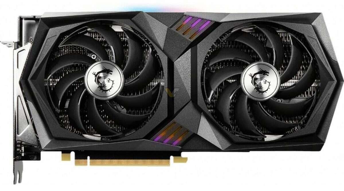 specyfikacja MSI GeForce RTX 3060 Gaming X