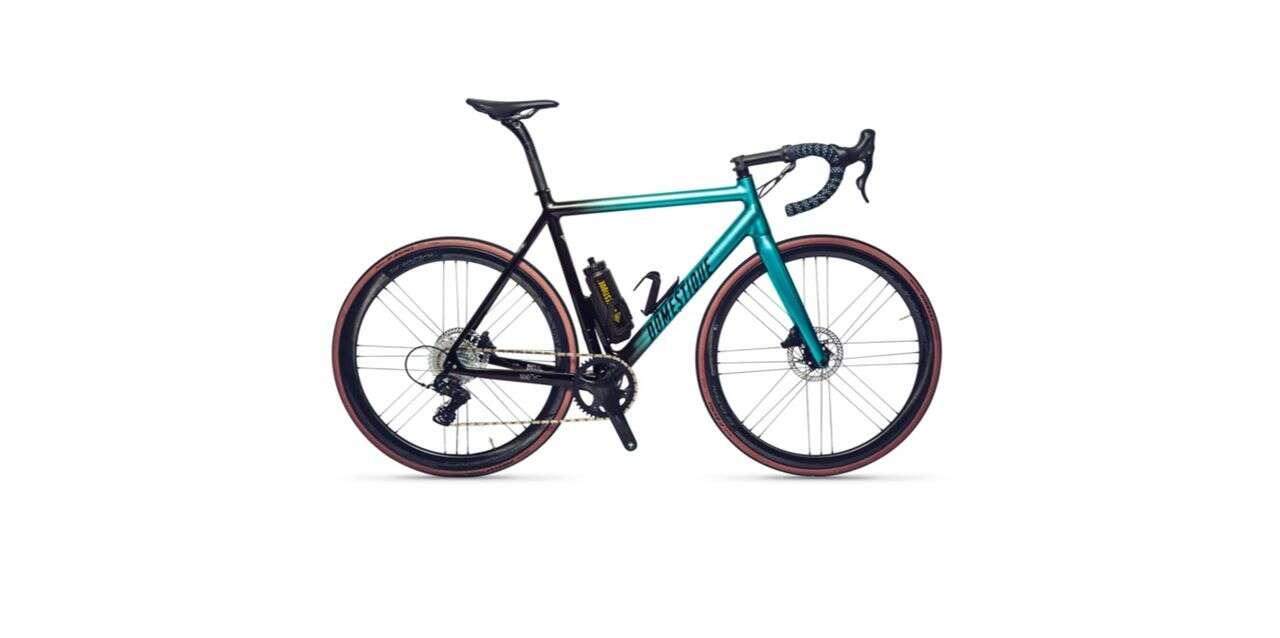 Najlżejszy elektryczny rower, HPS Domestique