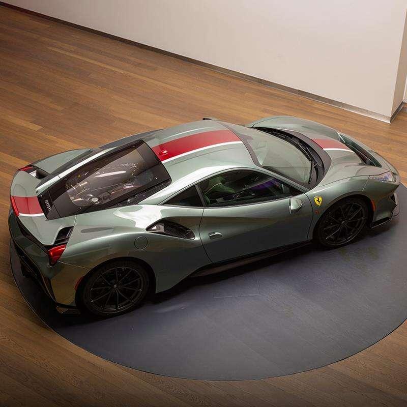 Najnowsze Ferrari 488 Pista, Ferrari 488 Pista