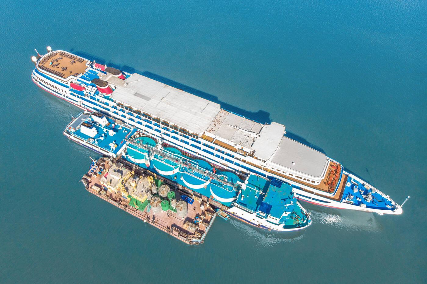 Największe statki na świecie – Top 5