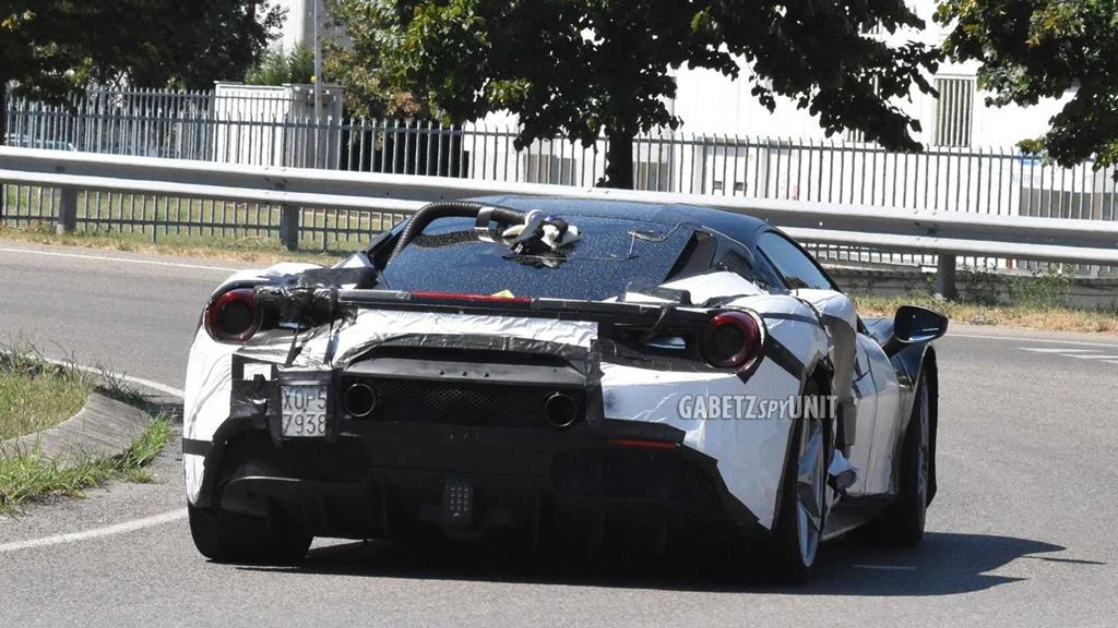 Nowe informacje o hybrydowym Ferrari V6