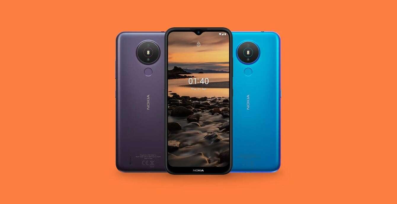 Nokia 1.4 – HMD Global przedstawia tani smartfona z Android Go