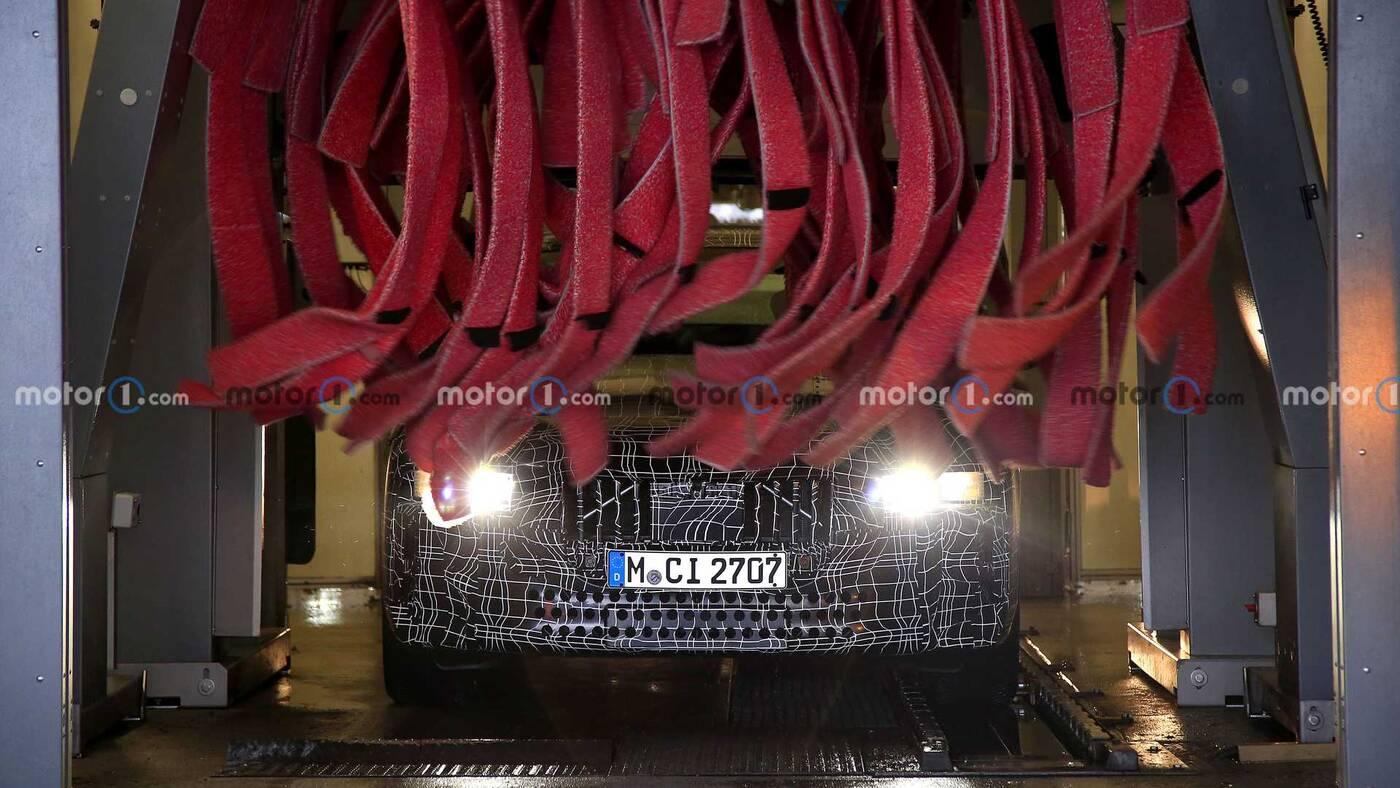 Nowa generacja BMW Serii 7 na zdjęciach, Nowa generacja BMW Serii 7, BMW Serii 7 na zdjęciach,