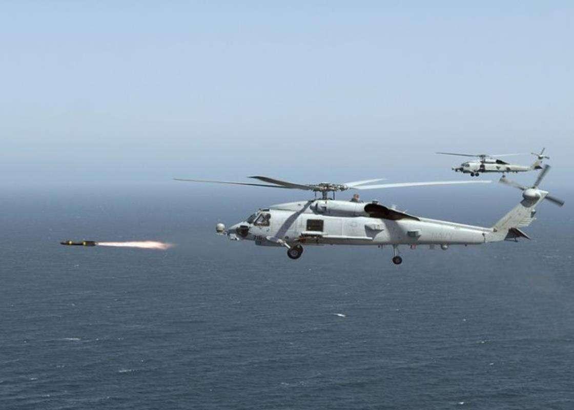 Nowy helikopter dla Marynarki USA poszukiwany