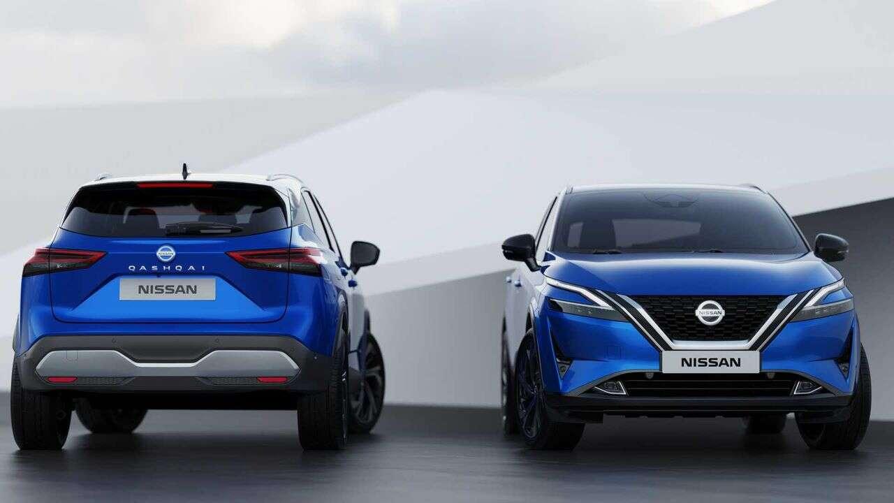 Nowy Nissan Qashqai 2022, Nissan Qashqai 2022, Nissan Qashqai, nowy Nissan Qashqai