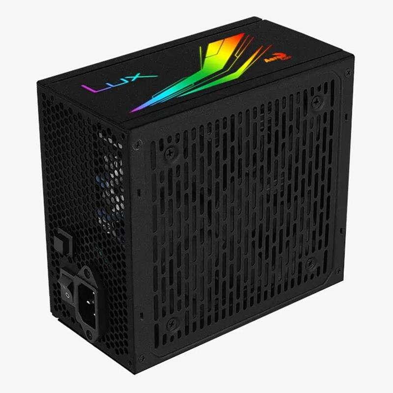 Nowy zasilacz LUX RGB 850M od AeroCool