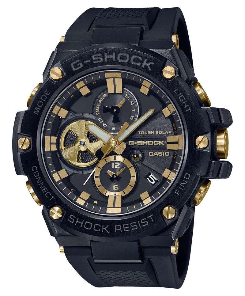 Nowy zegarek G-Shock G-Steel GSTB100GC-1A