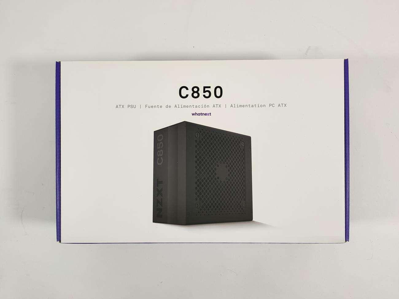 test NZXT C850, recenzja NZXT C850, opinia NZXT C850