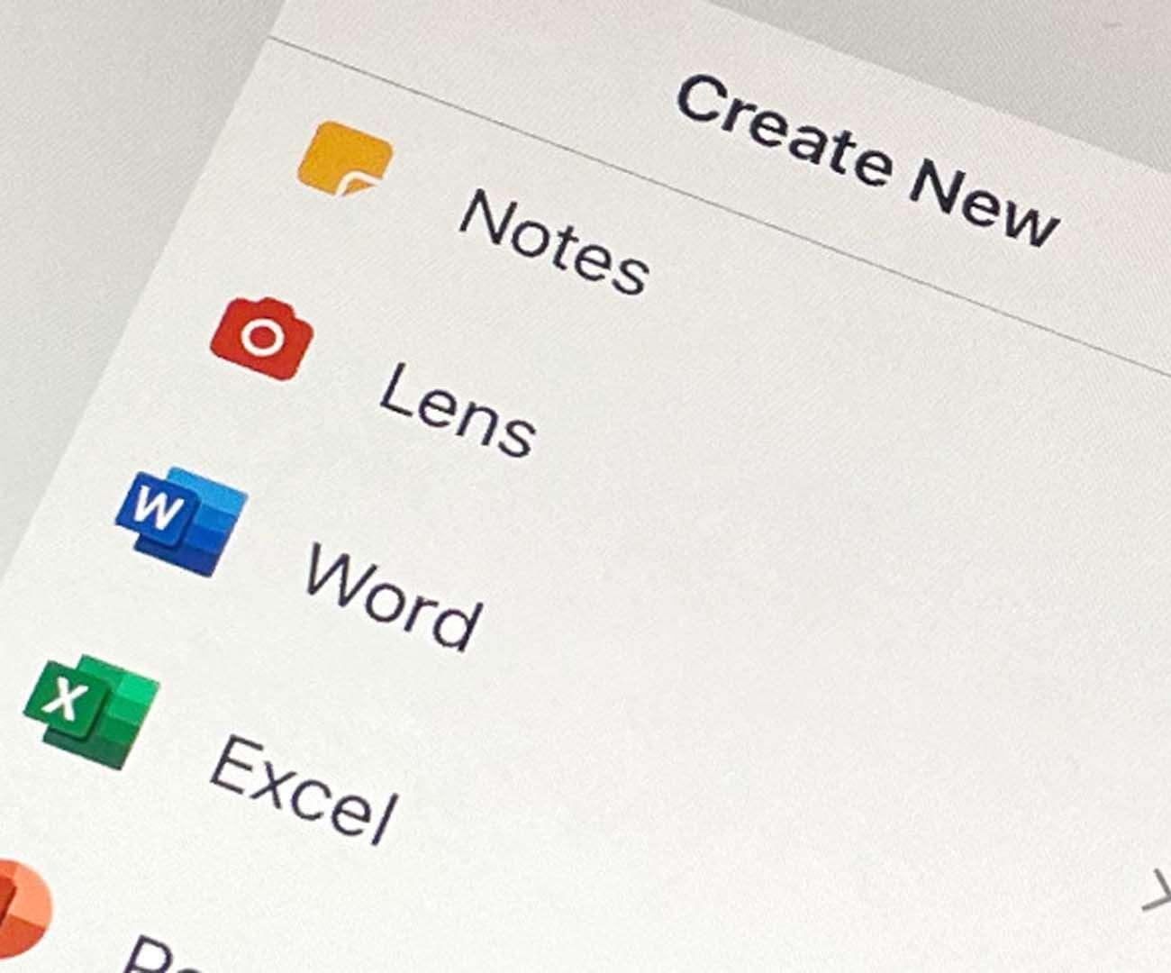 Office na iPad w jednej aplikacji