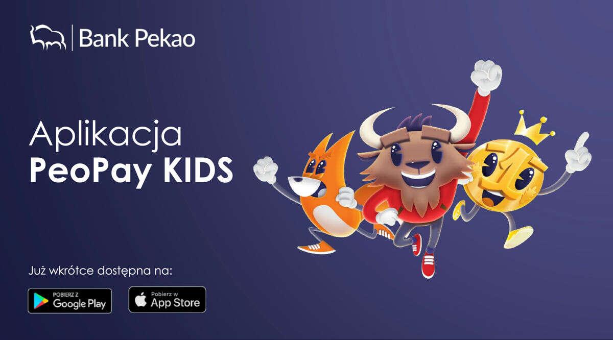 Kody do gier w aplikacji PeoPay Kids
