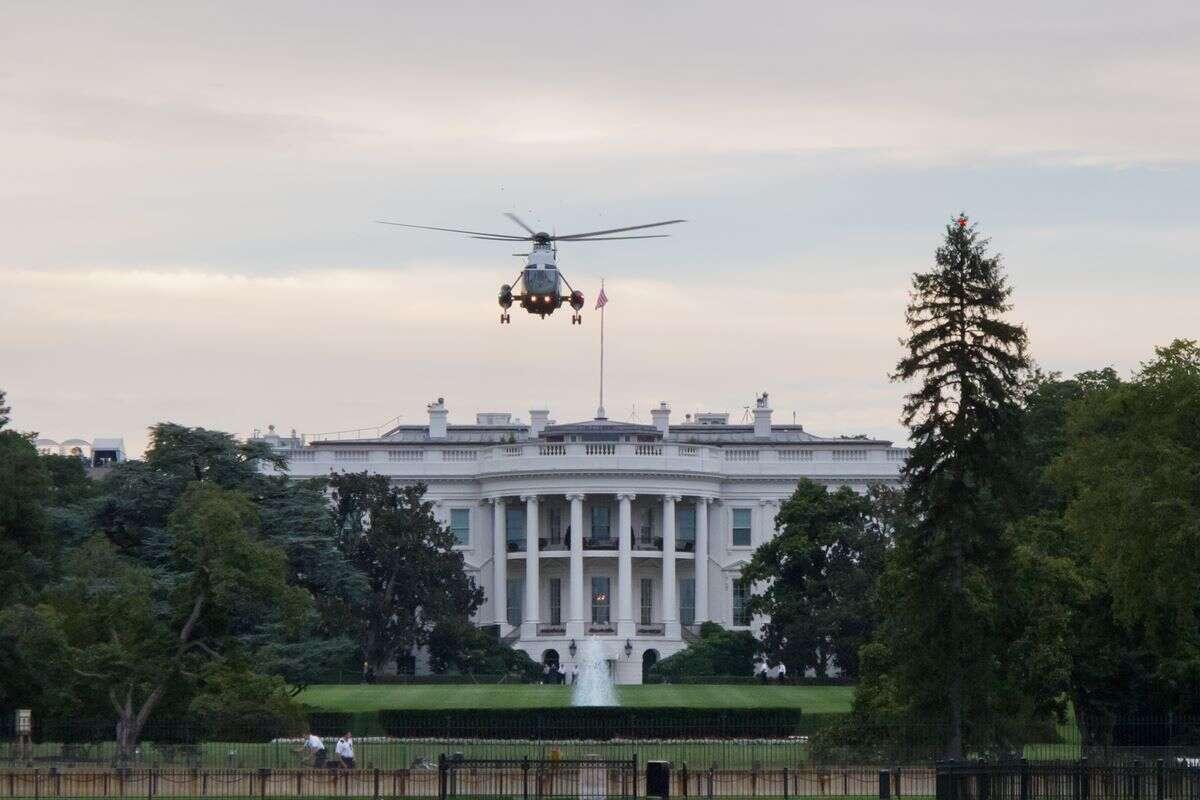 Nowe helikoptery dla prezydenta USA, to wydatek 4,95 miliarda dolarów