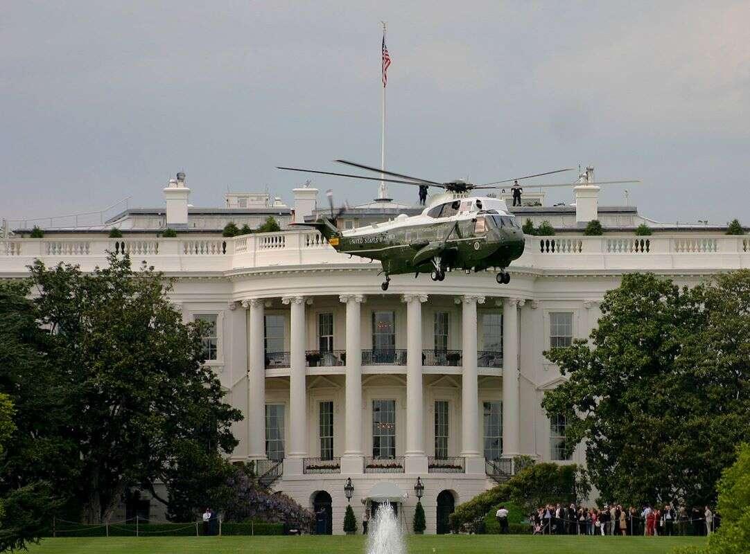 Nowe helikoptery dla prezydenta USA,