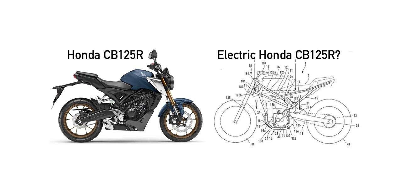 Pierwszy elektryczny motocykl Hondy nadchodzi?