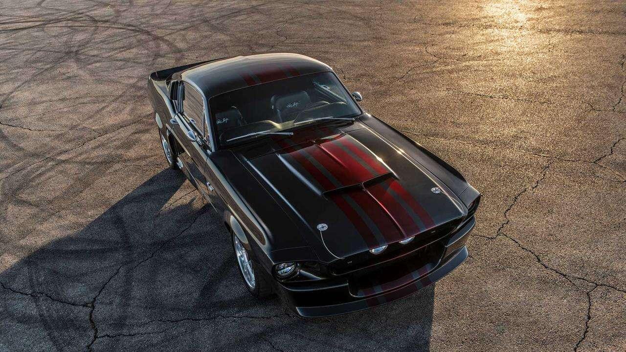 Pierwszy produkcyjny Shelby GT500CR z włókna węglowego