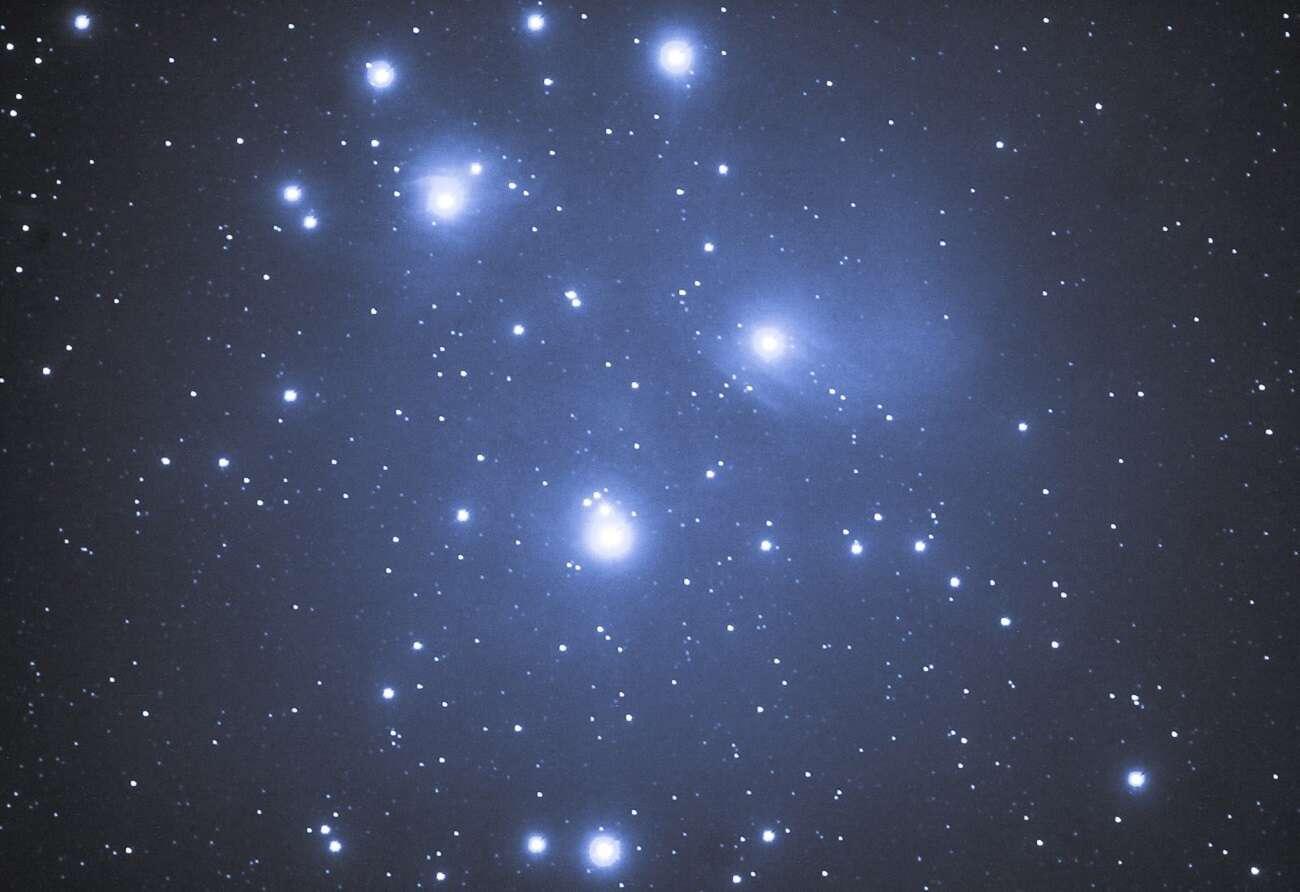 Plejady fascynowały już naszych przodków. Czym są gwiazdy zwane Siedmioma Siostrami?