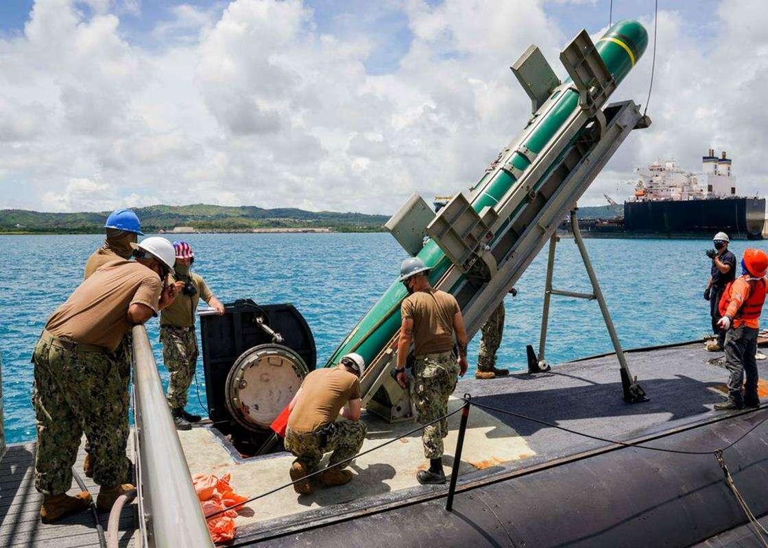 Pociski Harpoon powracają do okrętów podwodnych po 25 latach