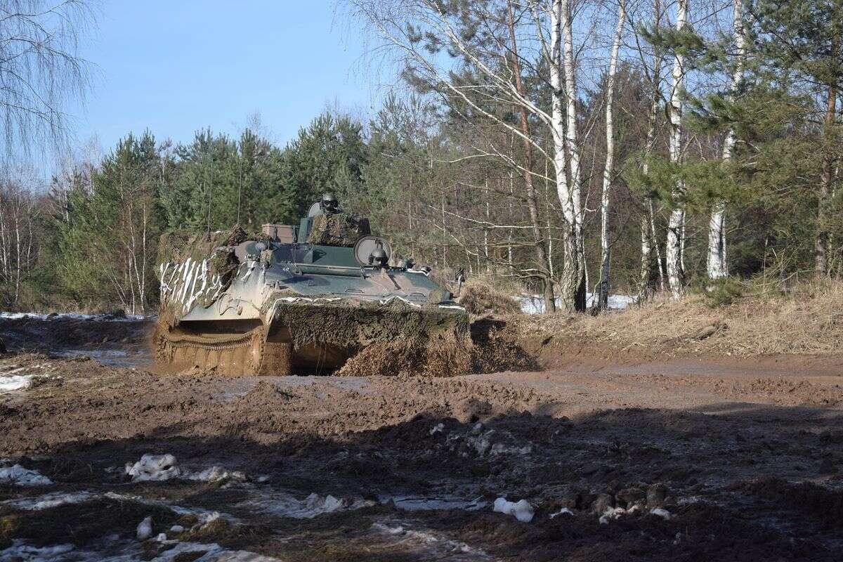 Polscy artylerzyści i saperzy już po szkoleniach