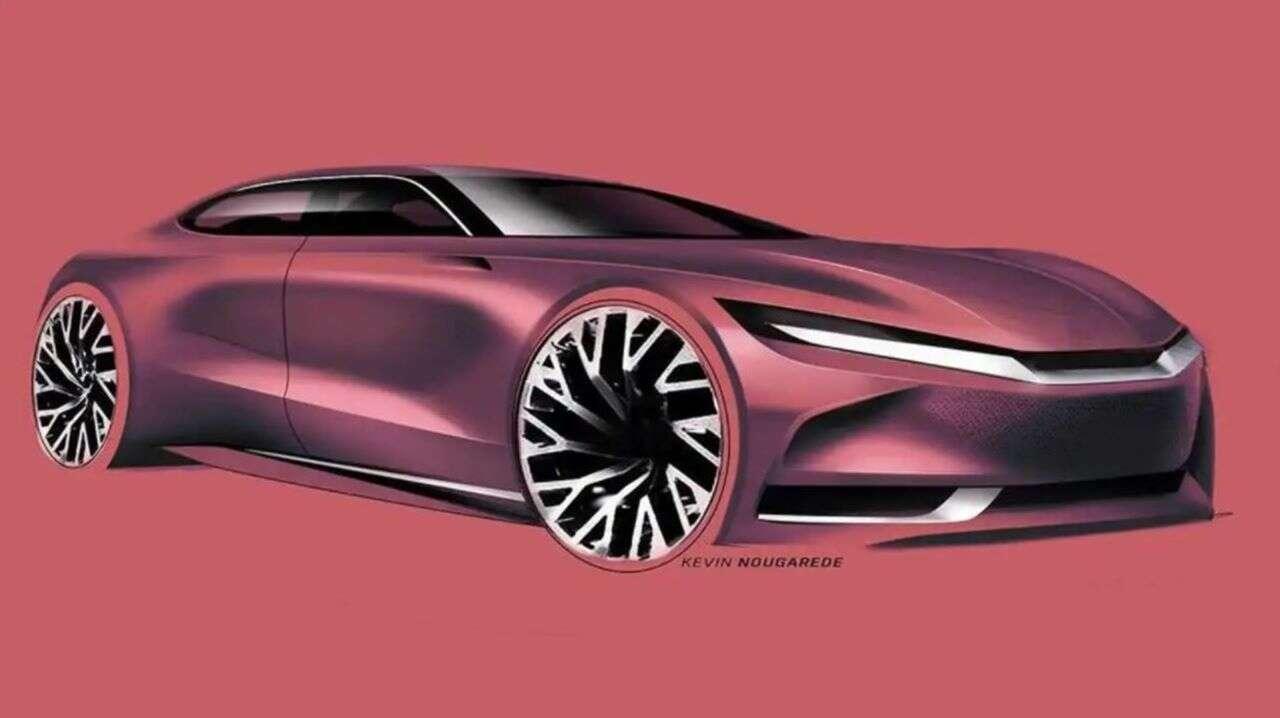 Konsola w samochodach przyszłości