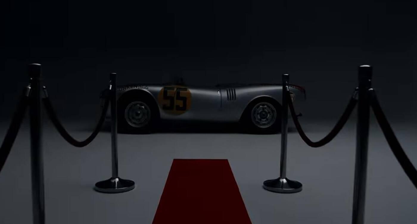 Porsche bierze pod lupę 550 Spyder, pod lupę 550 Spyder, 550 Spyder, Porsche 550 Spyder