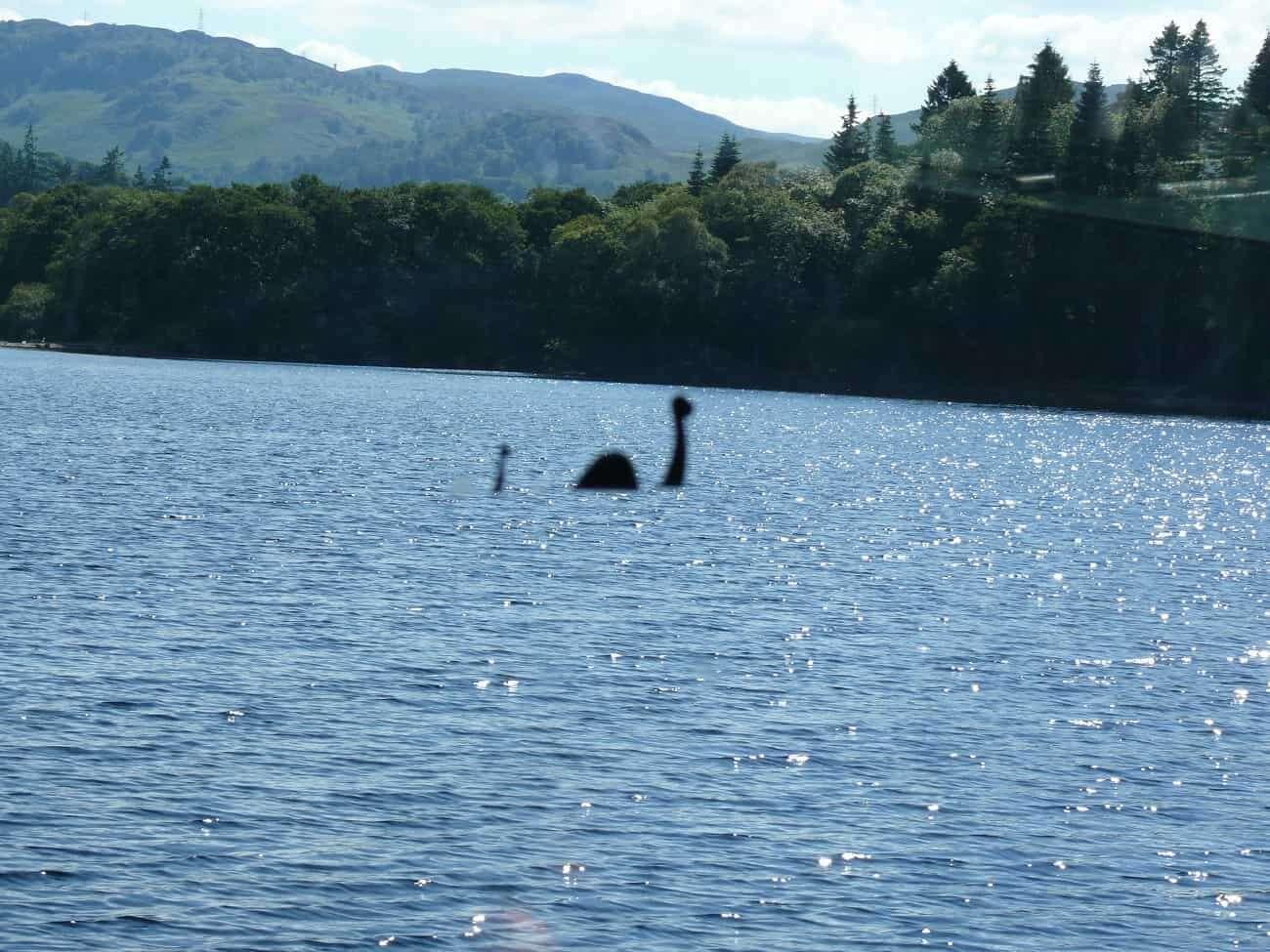 Czym może być potwór z Loch Ness?