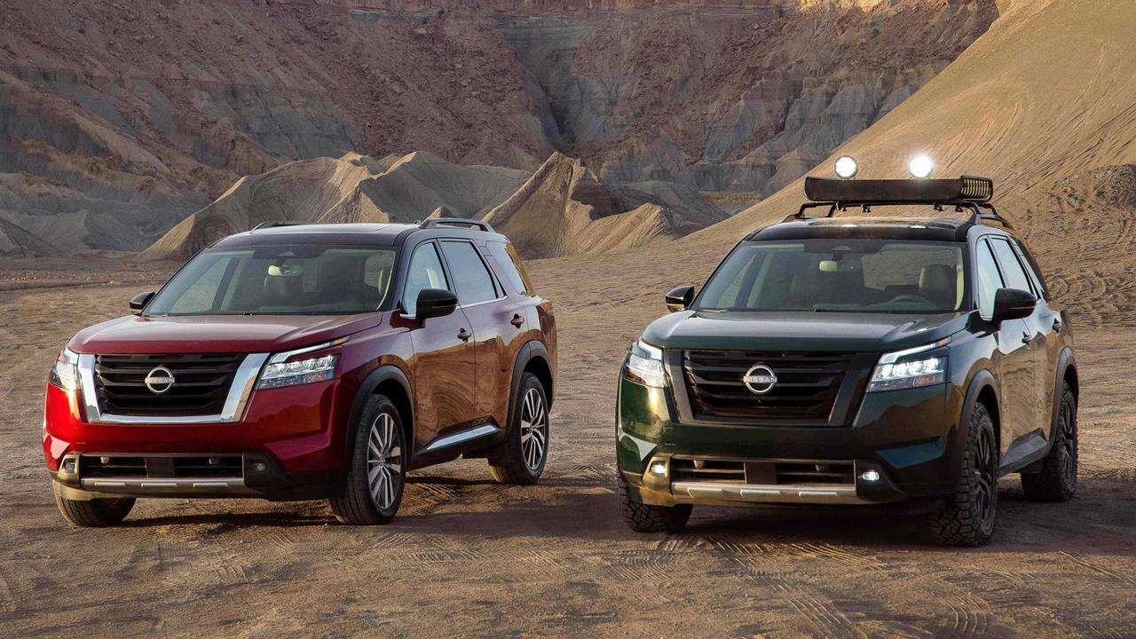 Premiera Nissan Pathfinder 2022, Premiera Nissan Pathfinder, Nissan Pathfinder 2022