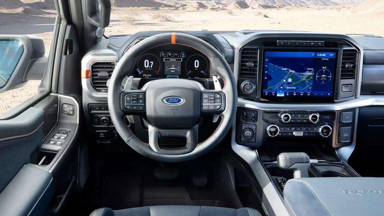 Premiera pickupa Ford F-150 Raptor nowej generacji