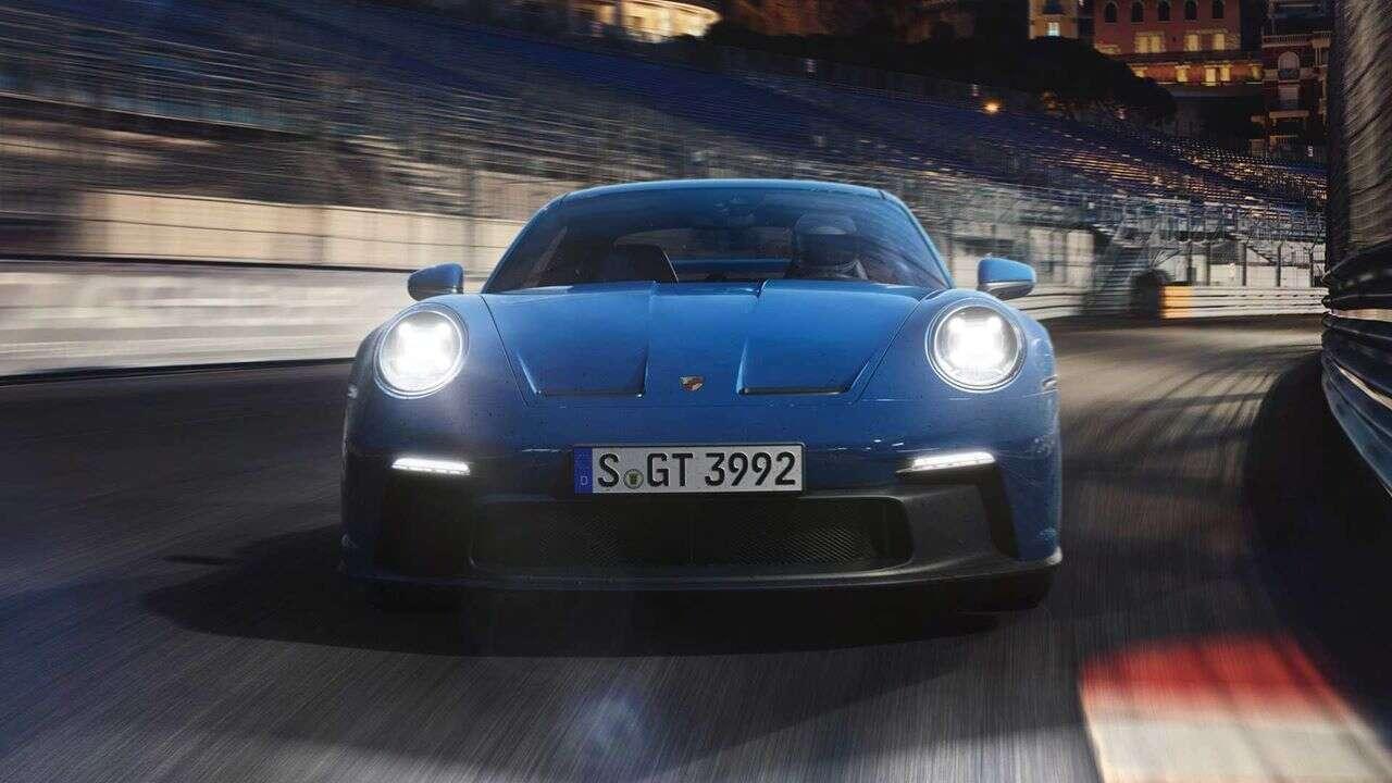 Premiera Porsche 911 GT3 2022, Porsche 911 GT3 2022, Porsche 911 GT3,