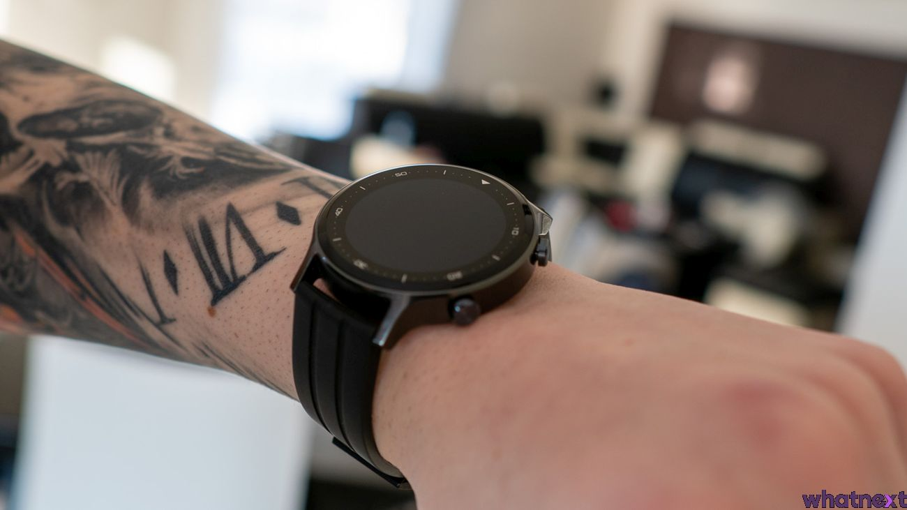 realme Watch S test recenzja